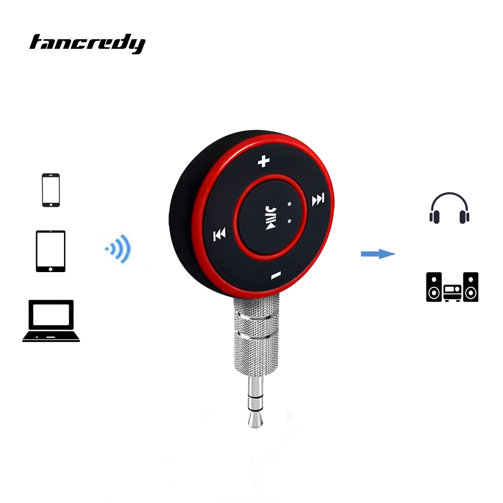 Wireless Aux Bluetooth Receiver Car Bluetooth Adapter Car Kit Hands Free Bluetooth Aux Music: Wireless Bluetooth Aux Receiver 3.5 Jack Aux Bluetooth Hands Free Bluetooth Car Handsfree Kit