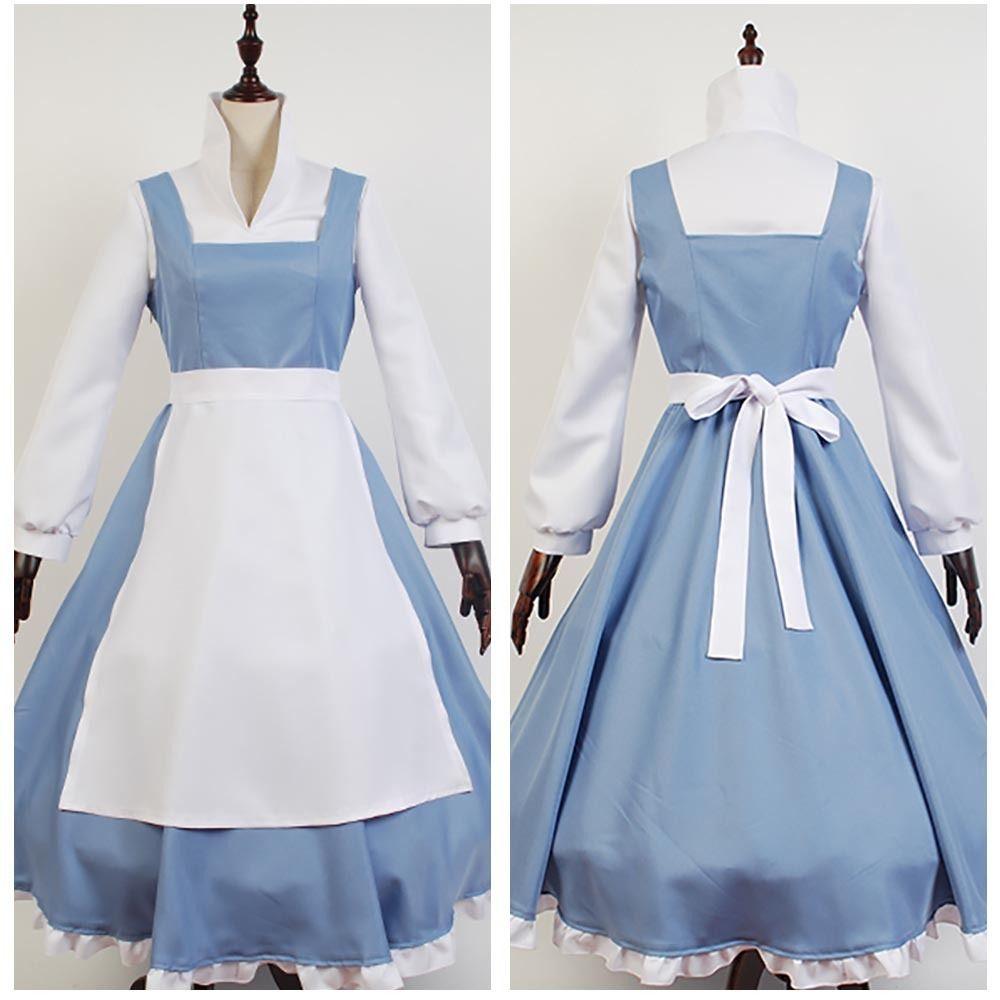 White apron belle - Belle Apron Dress