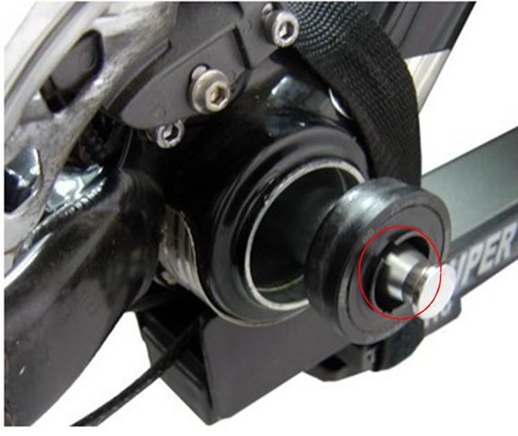 Bicycle Bottom Bracket Remove Tool