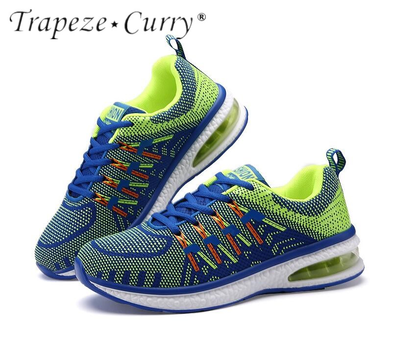 New listing hot sale brand summer Mesh Flying wire weaving Breathable men and women running sneakers lovers shoes T196