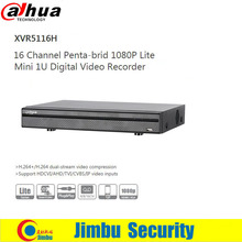 Dahua XVR video recorder DVR XVR5116H 16ch Support HDCVI/ AHD/TVI/CVBS/IP 1 SATA HDD,1080P P2P H.264+/H.264