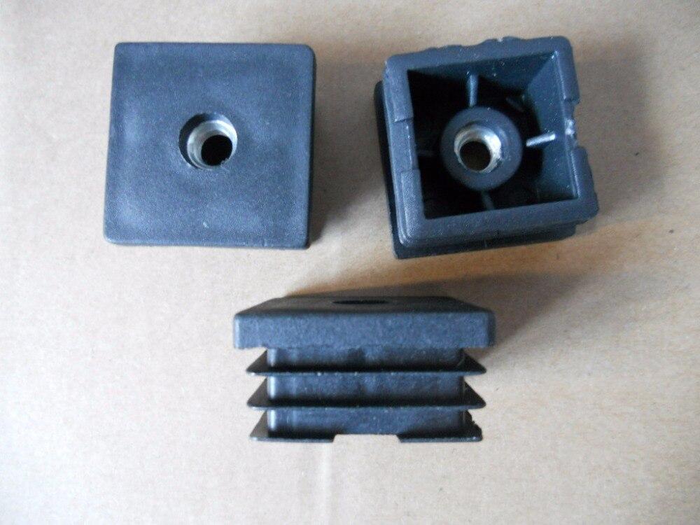 Pcs lot mm quot plastic square tubing tube