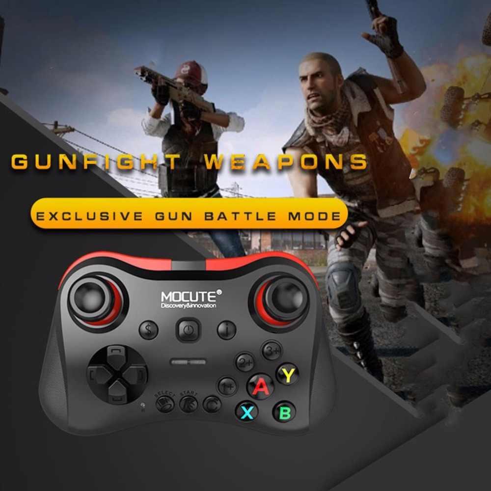 MOCUTE беспроводной Bluetooth геймпад телефон планшет видео игры контроллер Джойстик для Android для iOS для ПК VR Прямая доставка