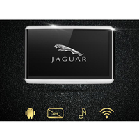 A Pair Car LCD Screen With DVD Player For Jagaur F PACE F Type S Type X Type X XF XJ XK Headrest DVD Monitors