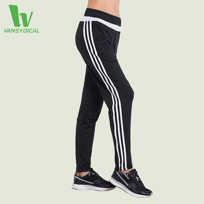 Vansydical deportes pantalones mujer pantalones de yoga gimnasio deportes correr