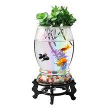 Pinsjar Glass Fish Tank Aquarium Aquatic Pet Supplies Pet Products Desktop Fish Tank for fish