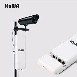 Image 5 - 3キロ900 150mbpsのapルータワイヤレス屋外cpe無線lanルータ1000の無線lanブリッジ無線lanリピータエクステンダwdsサポート監視ipカメラ