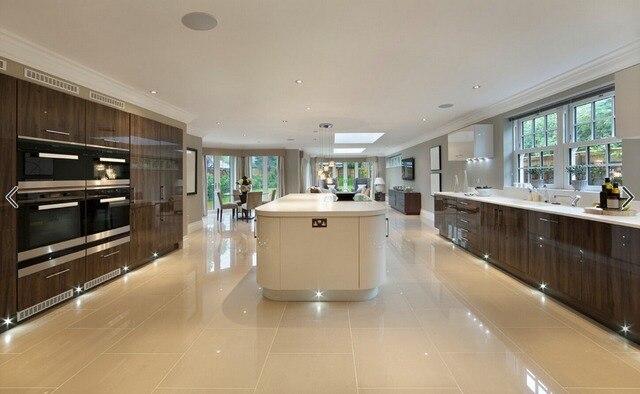 Nieuwe Design Keuken : Nieuwe design keuken meubels hot sales hoogglans uv verf lak
