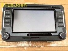 """Frete grátis Original 6.5 """"Painel display LED com tela de toque para VW Volkwagen RNS510 GPS do carro sistemas de áudio de navegação"""
