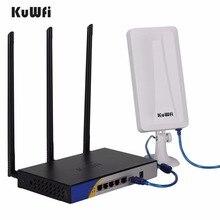 Ein Satz für 300 Mbps Openwrt High Power Wireless Router Bundle Mit 150 Mbps 14dBi Antenne USB Wifi Adapter Verbessern Wifi Signal