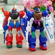 GRAPMAN Transformation Deformation Robot Toy Children Robot Toy DIY Action Figures Toys Decoration Collection Toys model(China)