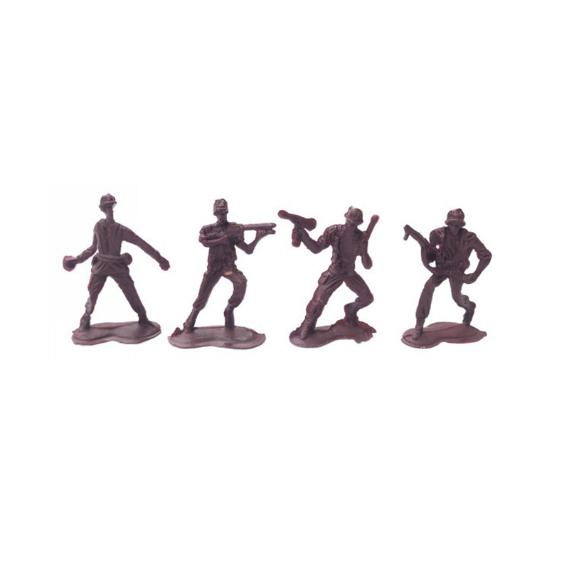 307pcsset Military Plastic Model Toy Soldier Army Men Figures & Accessories Playset Kit Decor Gift Model Toys For Children (1)