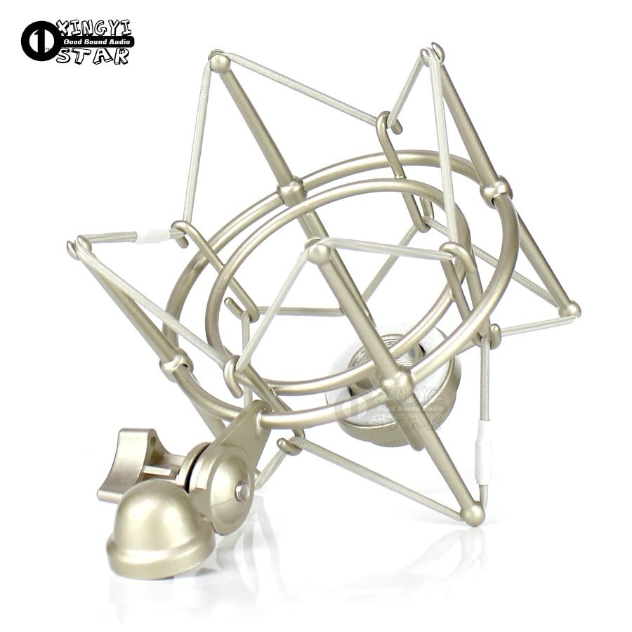 22mm connector metal spider microphone shock mount mic stand for mxl tempo dx2 r144 r77 cr77 v69. Black Bedroom Furniture Sets. Home Design Ideas