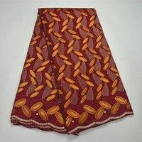 PSY360-2! (8 kolorów) Darmowa wysyłka 100% bawełna tkaniny haftowane koronki Afryki, najwyższej jakości Szwajcarski woal koronki tkaniny!