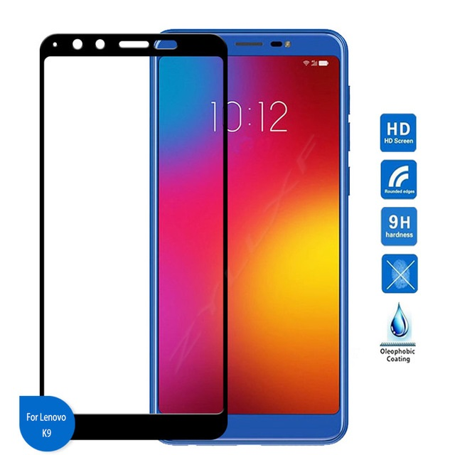 3D Tempered Glass For Lenovo K9 Full Screen Cover Screen Protector Film For Lenovo A5