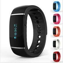 S55 H3 K2 Smart Bracelet IP67 Waterproof Bluetooth 4.0 Pedometer Band Health Wristband Sleep Monitor Smartband For Android IOS