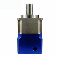 цена на high Precision Helical planetary reducer gearbox 5 arcmin ratio 10:1 for 40mm 50W 100W AC servo motor input shaft 8mm