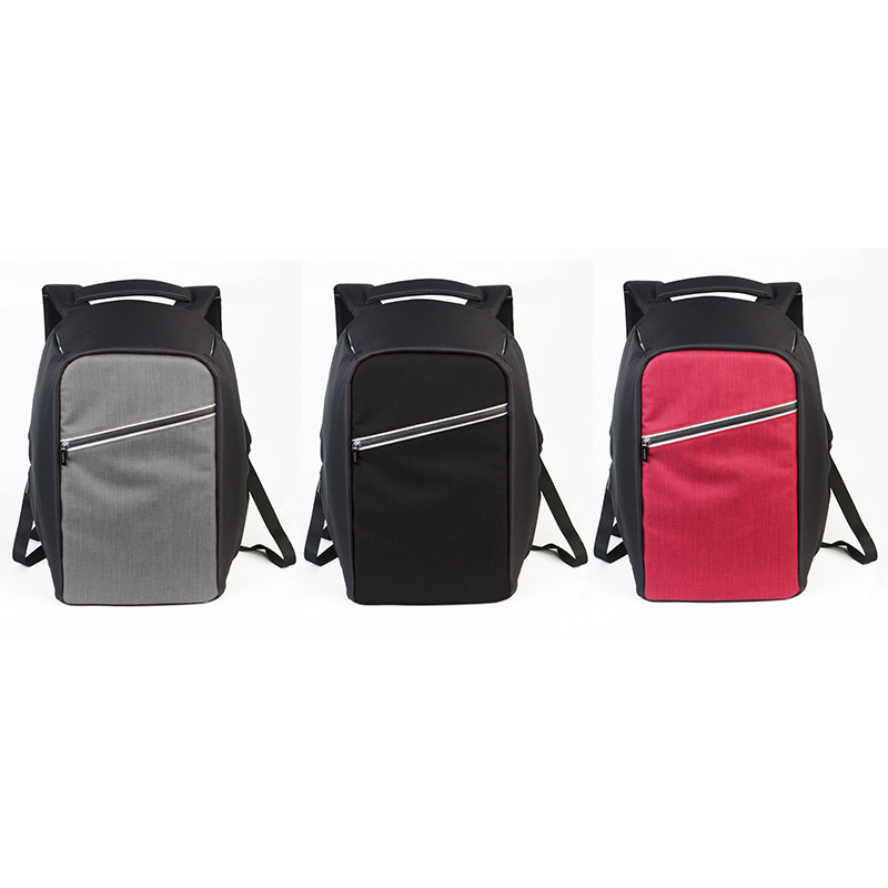 Anti-theft Extra USB Charging Backpack Male Mochila Escolar 15.6