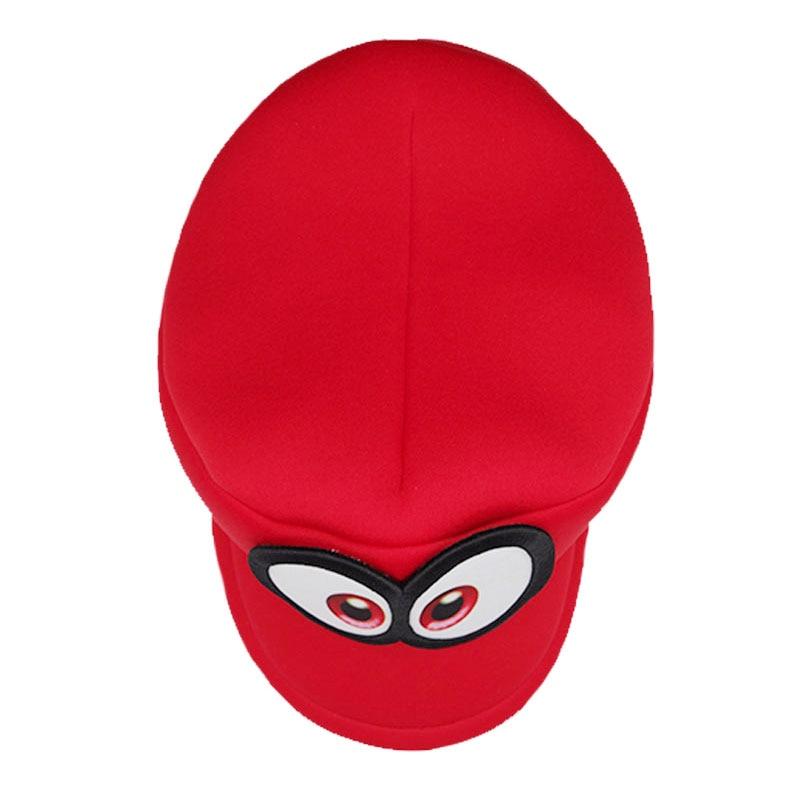 Spel Super Mario Run Cappy ögon Cosplay Hattar Superbröder Svamp - Maskeradkläder och utklädnad - Foto 5