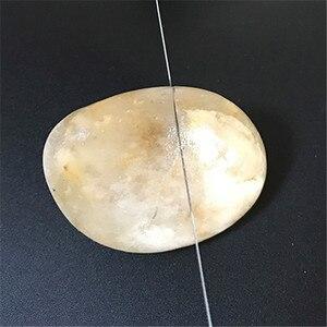 Image 5 - 1 m DIY Bewältigung Sägeblätter Schneiden Draht Diamant Emery Jade Metall Stein Glas