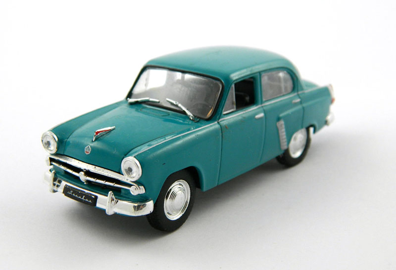 Classical Soviet Model 1/43 Alloy Model Moskvich 402 Russian Car Decoration Model FREE SHUPPING