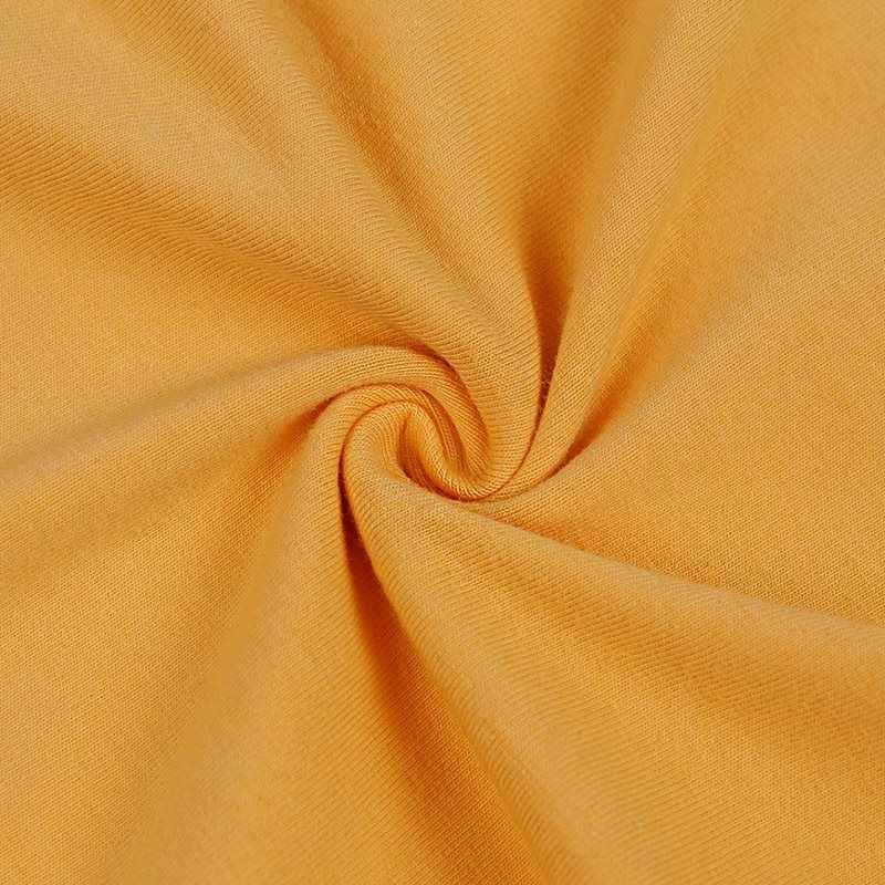 Летний желтый Повседневный обтягивающий костюм женский топ 2019 Уличная С буквенным принтом в полоску комбинезон короткий комбинезон без рукавов облегающий боди костюм