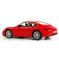 R 1:36 Aleación Tire Volver juguetes Vehículos 911 Carrera S Coches de Juguete de Modelo de Coche deportivo de Los Niños Originales Autorizados Auténticos Niños juguetes