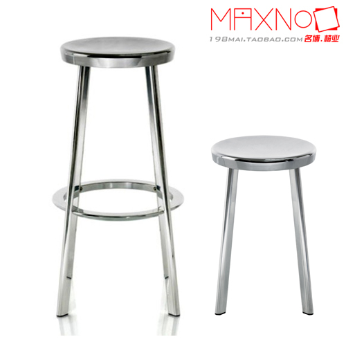 Nordic IKEA Stainless Steel Metal Bar Stool Bar Stool KTV Hotel Reception  Outdoor Barstool Bar Stool Bar Stool In Bar Chairs From Furniture On ...