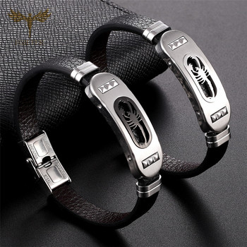 Punk Scorpion Bracelet...