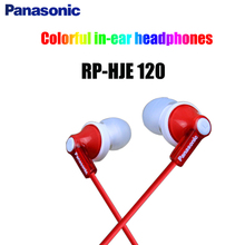 8d12bd7fde3298 Panasonic Ergo Fit In-Ear RP-HJE120 Earbud Headsets Dynamic Crystal Clear  Sound Ergonomic