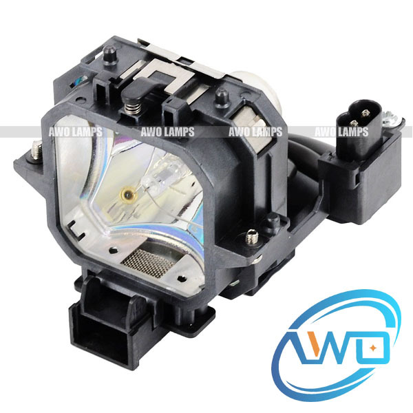 ELPLP27 / V13H010L27 Compatible lamp with housing for EPSON PowerLite 54c/74c;EMP-54/54c/74/74c/74L/75 Projector цена и фото