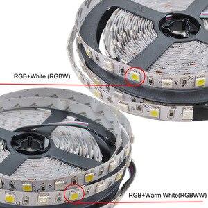 Image 3 - 5050 RGBW/WW LED Strip Light WIFI Controller Neon Lamp 20M Stripes Decor Flexible Tape tira fita Diode Ribbon DC 12V Adapter Set
