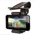 Nopnog soporte sostenedor del teléfono del coche del soporte del teléfono móvil para el iphone samsung para GPS PDA MP4 Cámara Digital DVR Sun Visor Mount Clip