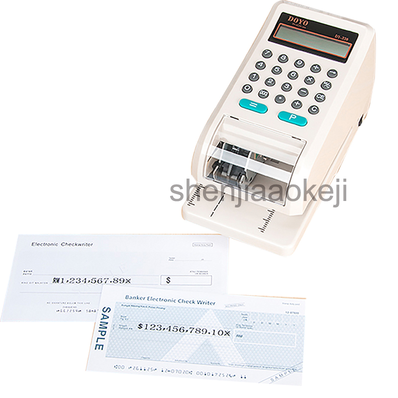 English Check Printer RMB Hong Kong Dollars US Dollar Singapore Singapore SGD Five-nation cheque printer 110-220v 1pc mxm fan meeting singapore