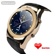 2017 New Round Smart watch A8S SmartWatch Support SIM SD Card Bluetooth WAP GPRS SMS MP4 USB For iPhone Android