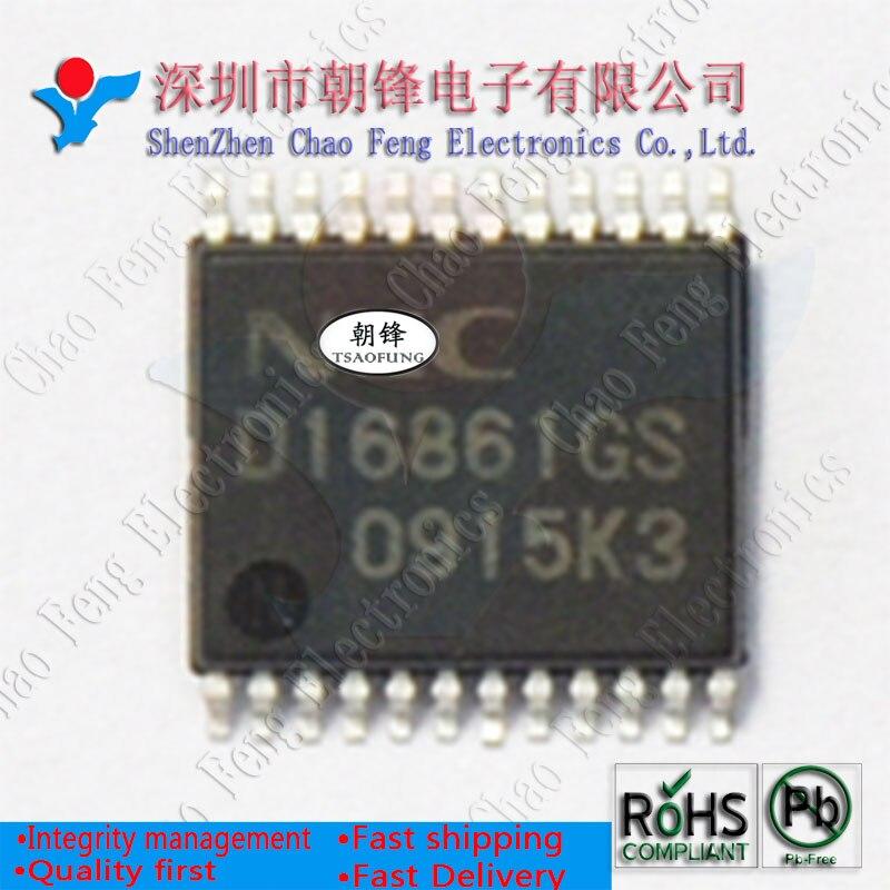 3PCS D16861GS UPD16861GS SSOP24  New Original