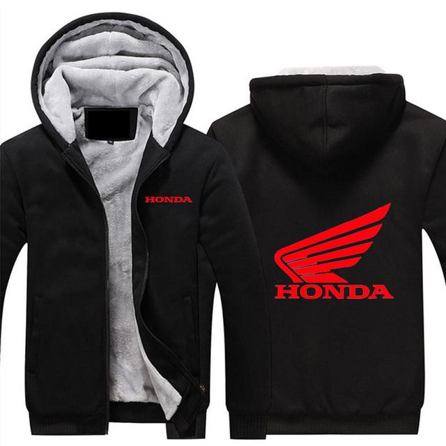 Honda Moto Logo Casual Jacket