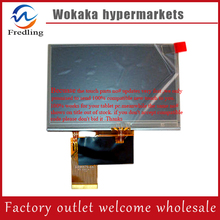 """Completo 4.3 """"LCD de Pantalla con Pantalla Táctil Digitalizador Reemplazo de Cristal Del Panel para Explay PN-920 PN-945 PN-375"""