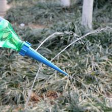 12 шт. автоматические поливные машины для растений капельные наборы Конус Спайк самополива Оросительная Система комнатное растение цветок садовый полив устройство