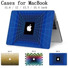 Moda Notebook Için MacBook Yeni Laptop Çantası kol kapağı Için MacBook Hava Pro Retina 11 12 13 15 13.3 15.4 Inç tablet Çanta Torba