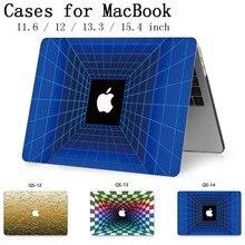 Moda dla Notebook MacBook nowe etui na laptopa pokrowiec na laptopa dla MacBook Air Pro Retina 11 12 13 15 13.3 15.4 Cal tablet torby Torba