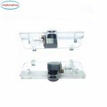 цена на Easy Installation Car Door LED Logo Projector Ghost Shadow Lights for Nissan Altima Armada Maxima Plug&Play 2pcs Car Styling LED