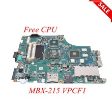 NOKOTION A1765405A MBX-215 M930 1P-009BJ00-8012 Laptop Motherboard for Sony VPCF PCG-81114L VPCF1 Main board PM55 S988A free cpu