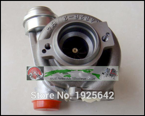 Turbo For BMW 330D E46 X5 E53 3.0D 1999-2003 M57D M57 D30 3.0L 184HP GT2256V 704361 704361-5006S Turbocharger with gaskets (2)