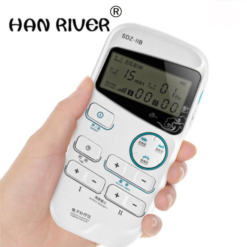 цены Hua tuo electronic needle therapy instrument SDZ - IIB home massage therapeutic apparatus instrument electrical therapeutic appa