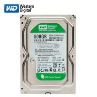 WD зелёный диск 500 Гб внутренний жесткий диск 3,5