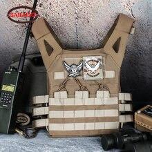 Военный тактический боевой жилет cardura rip stop уличные охотничьи