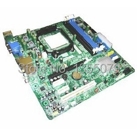 ECS MCP61PM-GM 4006254R AM2 mATX DDR2 Motherboard