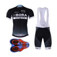 Bora Team Sommer Dh Pro Sporting Racing COMP UCI Welt Tour Porto 9d Gel Radfahren Trikots