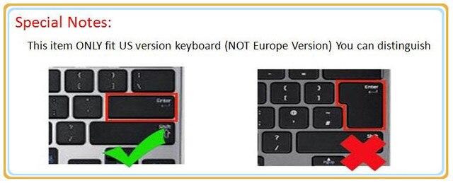 Couverture de protection de clavier TPU pour Lenovo YOGA 5 PRO, YOGA 910